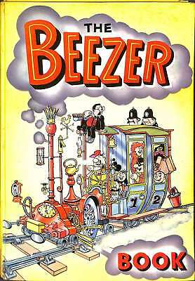 The Beezer Book 1962 (Annual), , Good Condition Book, ISBN