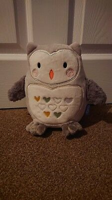 Ollie The Owl Gro Company white noise machine toy