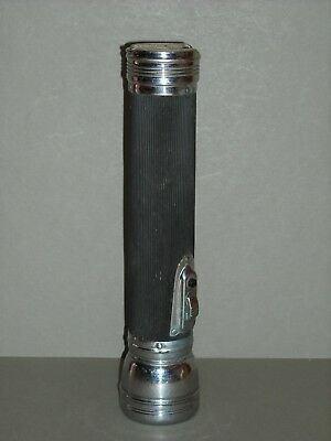 Vintage Bond Electric Corp. 3 Mono Cell No.102 Flashlight  (not working ?)