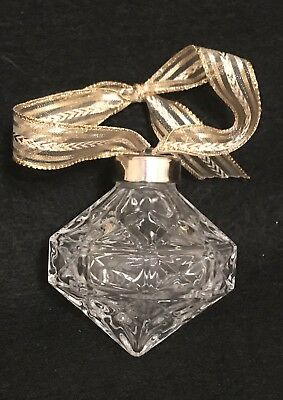 Waterford Crystal Annual Ball Ornament 1997