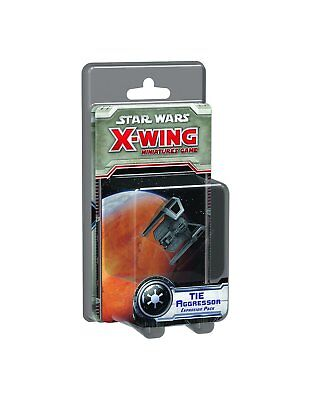 Star Wars: X-Wing - Tie Aggressor Expansion Pack NEW