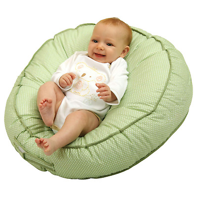 Baby Nest Lounger Seat Pillow For Infant Newborn Toddler Cushion Sit-Up Support