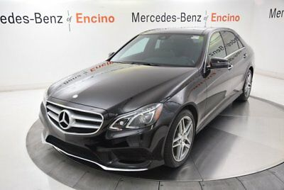 2016 E-Class E 400 Sedan 2016 Mercedes-Benz E400, Certified, Lighting, Pano, Keyless, Loaded!