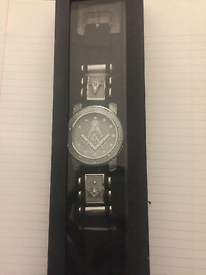 Masonic Bigface Watch