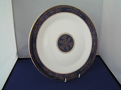 ROYAL DOULTON CARLYLE DINNER PLATE,1st.