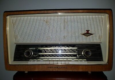 Antique Original Nordmende Parsifal Tube Stereo - W. Germany - Works