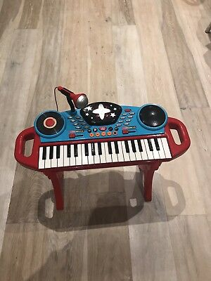 Early Learning Centre Music Edge Song Maker Carry Along Keyboard