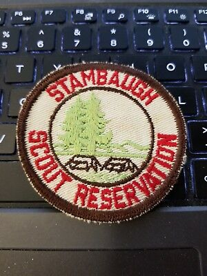 Stambaugh Scout Reservation Round Ohio