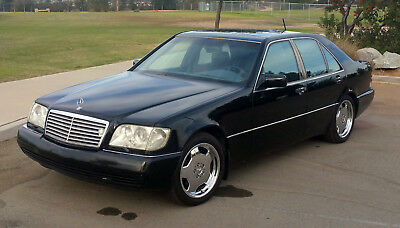 1993 Mercedes-Benz 300-Series  1993 Mercedes 300SD / S350 Turbo Diesel