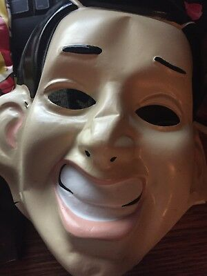 """COLLEGEVILLE COSTUME WITH MASK SCORCHS TORCH #2448 TINY TOT 3-4 yr UP TO 39"""" BOX"""
