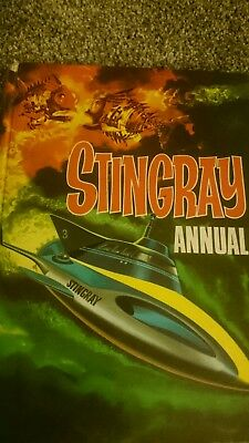 STINGRAY ANNUAL.......Gerry Anderson.....UK..1966