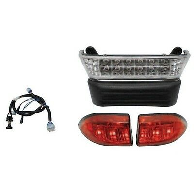 2004+ CLUB CAR PRECEDENT LIGHT KIT LED Head Lights / LED Tail Lights