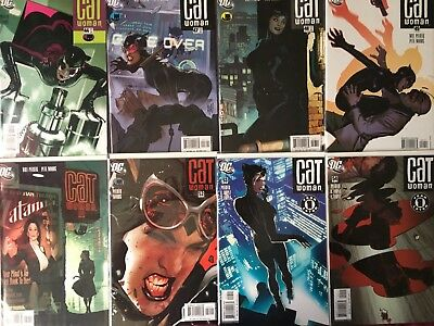 Lot of 35 Catwoman #44-83 Adam Hughes covers NM
