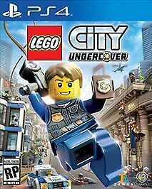 Factory SealedLEGO City Undercover (Sony PlayStation 4, 2017) brand new sealed