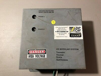 Used Intermatic Ug Modular System Ug2801A