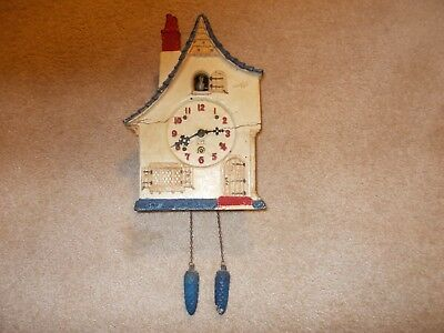 Old Lux Clock