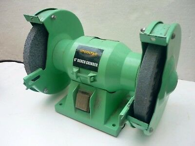 "TOOLTEC 6"" electric BENCH GRINDER"