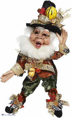 "Mark Roberts 2018 Thanksgiving  Pilgrim Elf MEDIUM 20"" 51-85506 Limited Edition"
