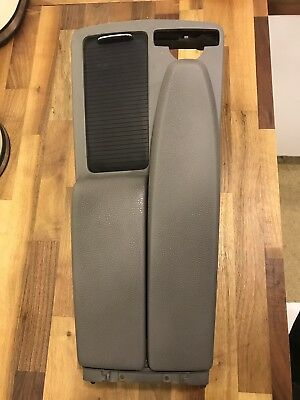 Mercedes C-Class W204 Grey Centre Console Armrest Arm Rest Lid 2007-14