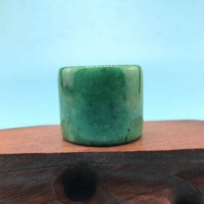 CHINESE JADE TRIGGER FINGER PURE HANDWORK IS EXQUISITE g69