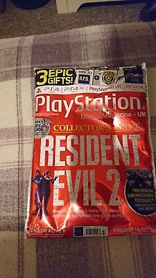Official UK Playstation Magazine. Issue 156. Used