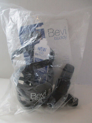 Baby Bevi Buddy Universal Cup Holder Black Holds bottles up to 1.5 liters Valco