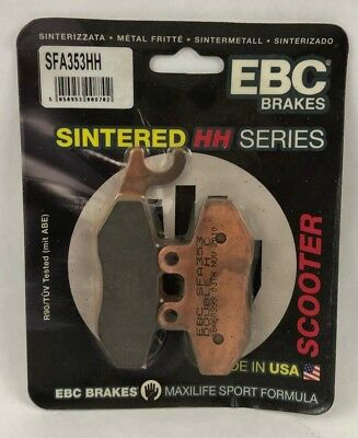 EBC - SFA353HH - SFA Sintered Scooter Brake Pads