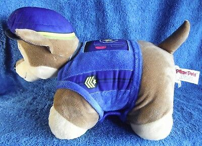 *1820a*  Chase the police dog - PAW Patrol - Pillow Pets - plush - approx. 36cm