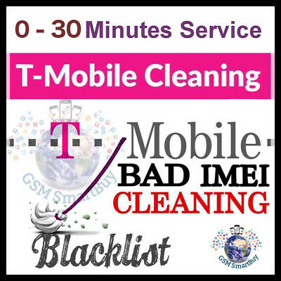 T-Mobile IMEI Clean & Fix Service iPhone 6/7/8/X/XS & Samsung | Lost/Stolen Only