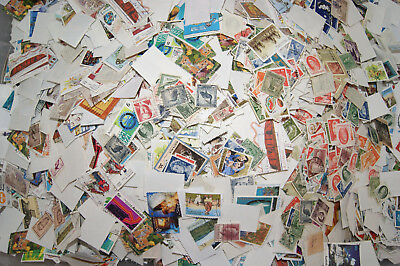 Bulk Australian Stamps x 300 clean, collectible, some repetition, great range