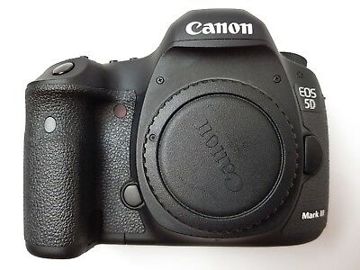 Canon EOS 5D Mark III DSLR 22.3MP Digital SLR Camera (Body Only)