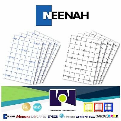 "Neenah COMBO 3G Jet Opaque & Jet Pro Heat Transfer Papers 8.5""x11"" (10 Sh Each)"