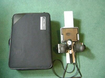 Saunders Deluxe Cervical Traction Device   With Carry  Case