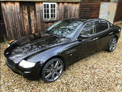 2006 Maserati Quattroporte Sport Gt - 65000 Miles Only - Superb Throughout