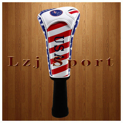 USA Style Golf Headcover Driver 460cc for Taylormade R9 M2 M1 R15 Titleist 915