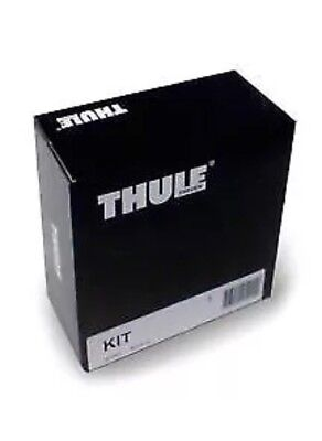 Thule fitting kit 1619 NISSAN Juke 5-dr SUV with Normal Roof 2010 - 0