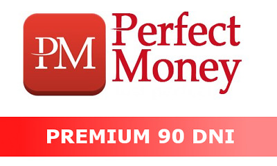 e-VOUCHER PERFECT MONEY 14$ - 90 PREMIUM