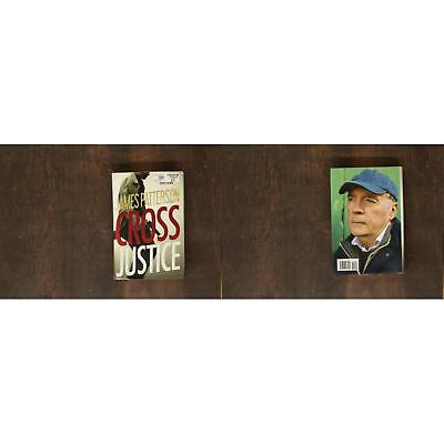 Alex Cross: Cross Justice No. 23 by James Patterson (2015, Hardcover)(Book)(Hard