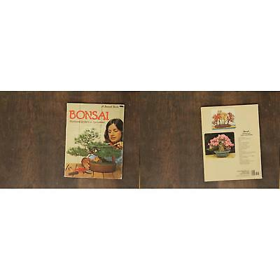 Bonsai Illustrated Guide to an Ancient Art A Sunset Book (1976)(Book)(Paperback)