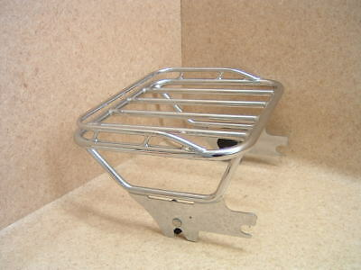 Harley Nostalgic Gepäckträger Luggage Rack Touring 97-08 (#1675) Detachable
