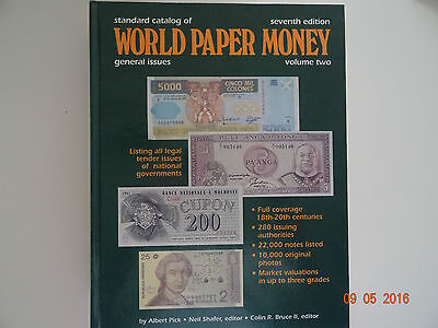 363-World Paper Money, Standard catalog of, seventh edition