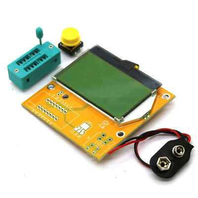 Graphical Tester LCR-T3 Capacitor+Inductance+Resistor+SCR Capacitor Inductance