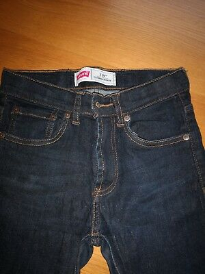 Boys Levis 519 Extreme Skinny Jeans Age 12 Years Ex Condition 100% Authentic