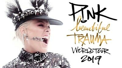 Pink Standing Tickets Liverpool Anfield 25th June 2019 X2
