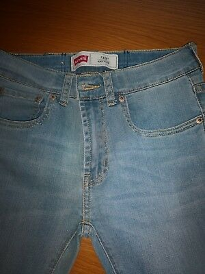 Boys Levis 510 jeans AGE 12 EX CON Hardly worn
