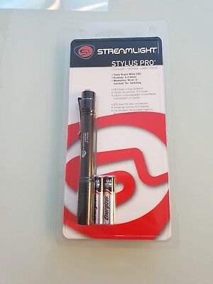 Lampen & Laternen Streamlight Stylus Flamme Led Stiftlampe/taschenlampe #65093 Camping & Outdoor