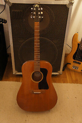 Guild D15 Westerngitarre Akustikgitarre Made in USA 1996 Vintage D-15