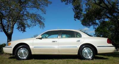 1998 Continental Base 4dr Sedan Breathtaking Rare Luxury~ Leather, Michelins, Svc History~Naples, Florida