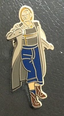 NEW THE 13th DOCTOR WHO ENAMEL PIN BADGE - NEW RARE & COLLECTIBLE