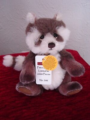 Charlie Bears   *Pitter Patter*  -  Minimo  -  Limited Edition - Alpaca / Mohair